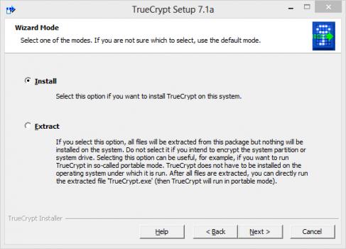 installation-truecrypt