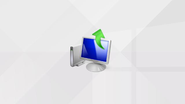 Créer une image système sur Windows 10, 8 ou 7