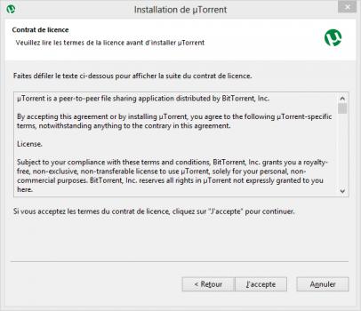 installation-utorrent-conditions-generales