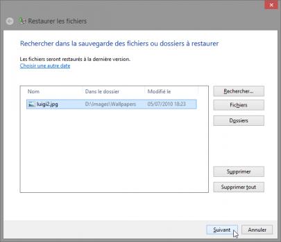 lancer-restauration-fichiers-selectionnes-sauvegarde-windows