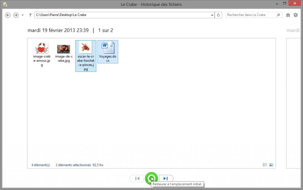 restaurer-fichiers-dossiers-historique-fichiers-windows8