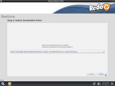 selectionner-disque-destination-image-systeme-redo-backup