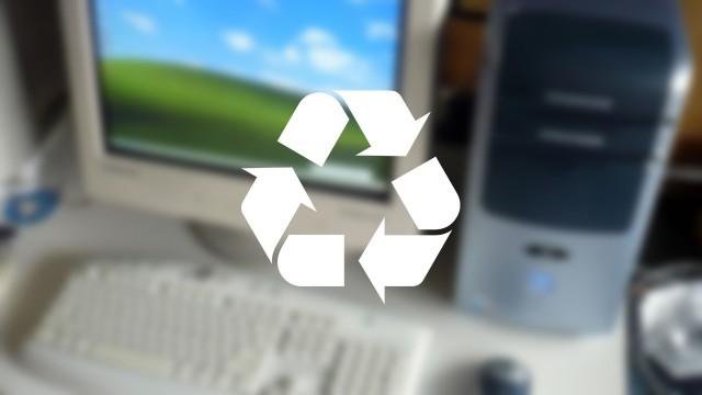 Les 3 questions à se poser avant de recycler un vieux PC