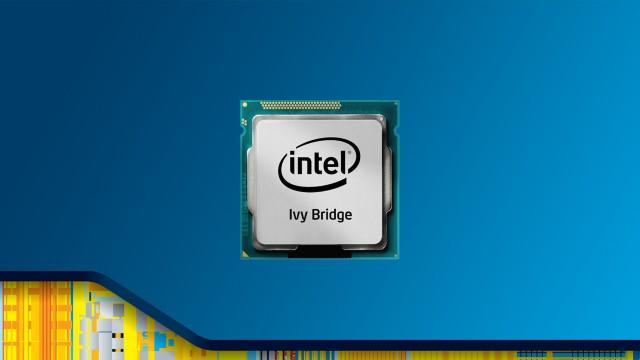 Les caractéristiques des processeurs Ivy Bridge