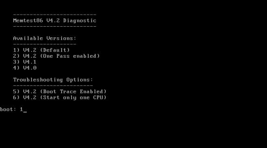 memtest86-boot-tester-memoire-vive
