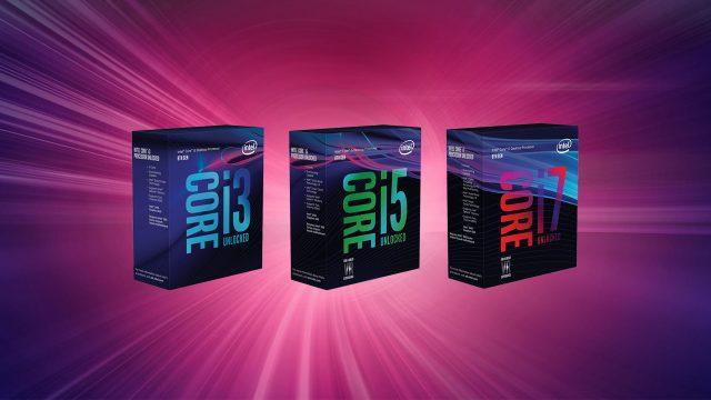 Quel processeur choisir entre un Intel Core i3, Core i5 et Core i7 ?