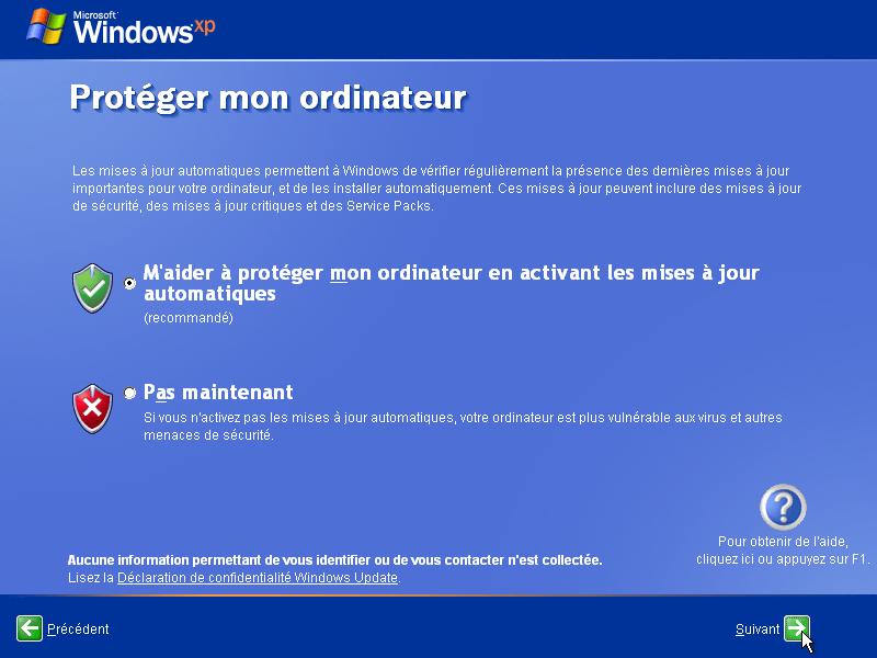 creer un cd d installation de windows xp