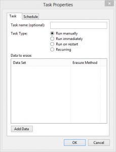 new-task-properties-eraser-logiciel-supprimer-fichier-definitivement-disque-dur