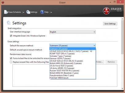 parametres-eraser-logiciel-supprimer-fichier-definitivement-disque-dur