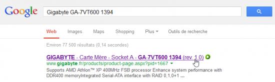 recherche-google-fabricant-marque-modele-carte-mere