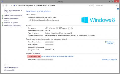 transferer-sa-licence-windows-7-8-1-10-sur-un-autre-pc-informations-systeme-windows-active