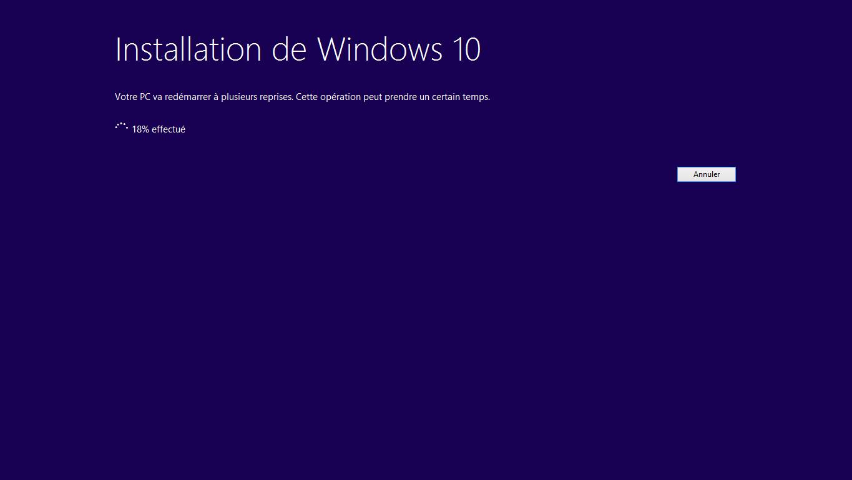 Mise a jour windows xp vers windows 7