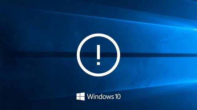 Résoudre les problèmes d'installation de Windows 10