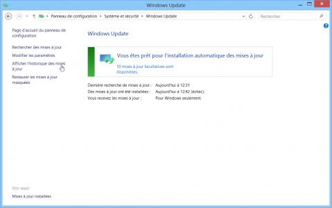 resoudre-echec-erreur-probleme-mise-a-jour-windows-10-sur-windows-update-historique-mises-a-jour-windows-update