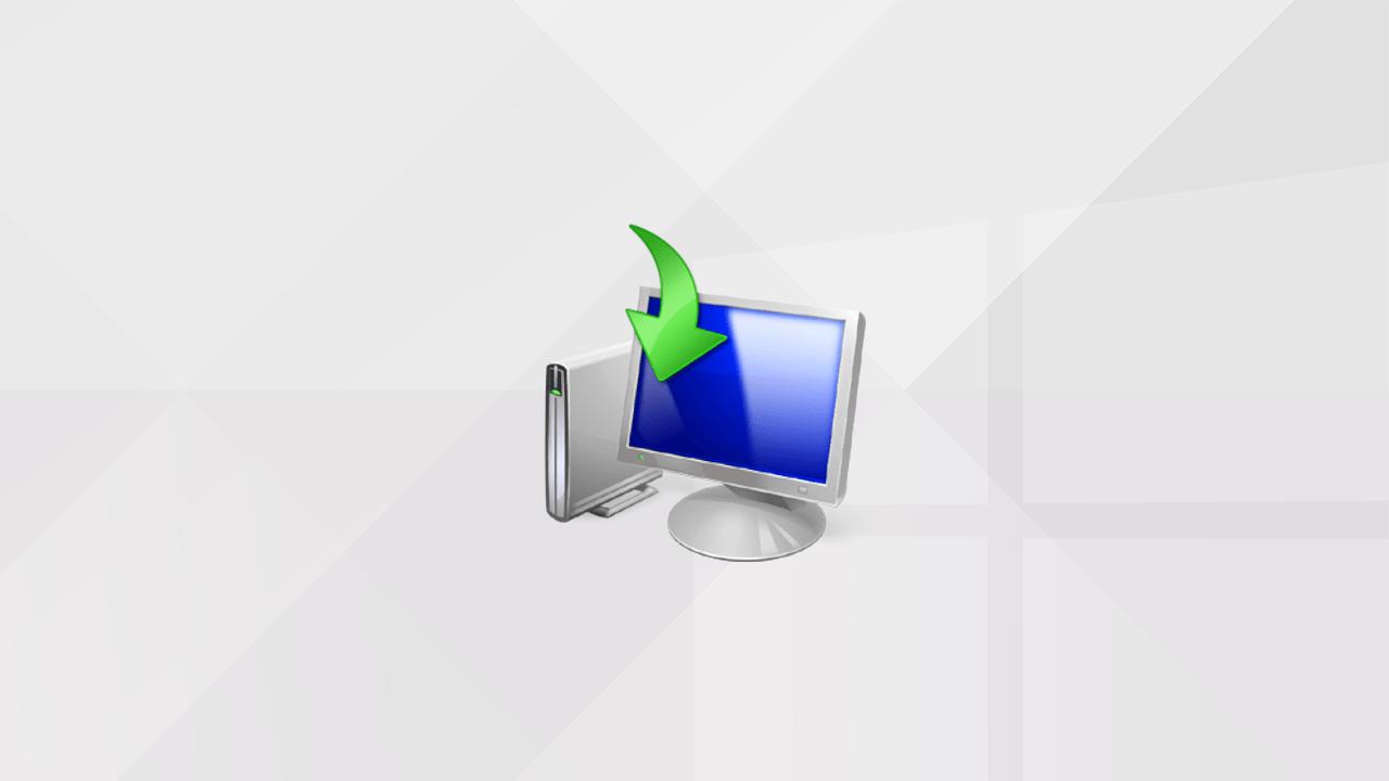 Restaurer une image système sur Windows 10, 8 ou 7