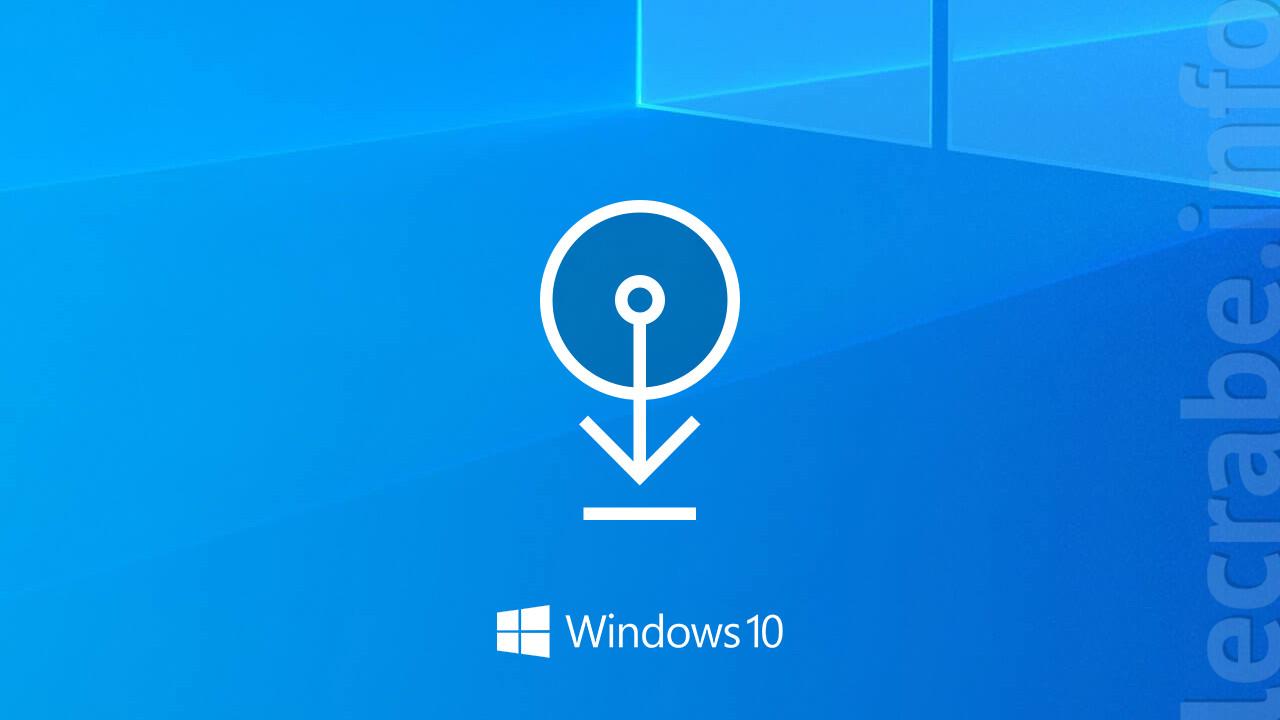 Telecharger windows 10 64 bits francais iso 2017   Windows 10