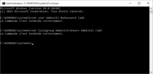 probleme-impossible-utiliser-barre-des-taches-et-menu-demarrer-bloques-sur-windows-10-commandes-nouvel-utilisateur
