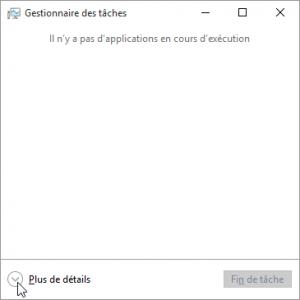 probleme-impossible-utiliser-barre-des-taches-et-menu-demarrer-bloques-sur-windows-10-gestionnaire-de-taches-plus-de-details