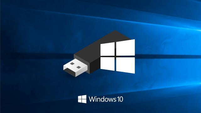 Créer une clé USB d'installation de Windows 10