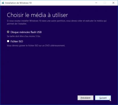 creer-une-cle-usb-dinstallation-de-windows-10-disque-memoire-flash-usb