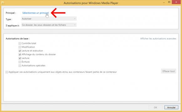 acces-refuse-dossier-fichier-windows-obtenir-droits-administrateur-proprietes-ajouter-autorisation-selectionner-principal