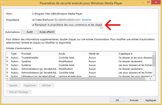 acces-refuse-dossier-fichier-windows-obtenir-droits-administrateur-proprietes-changer-proprietaire-remplace-sous-conteneurs-objets