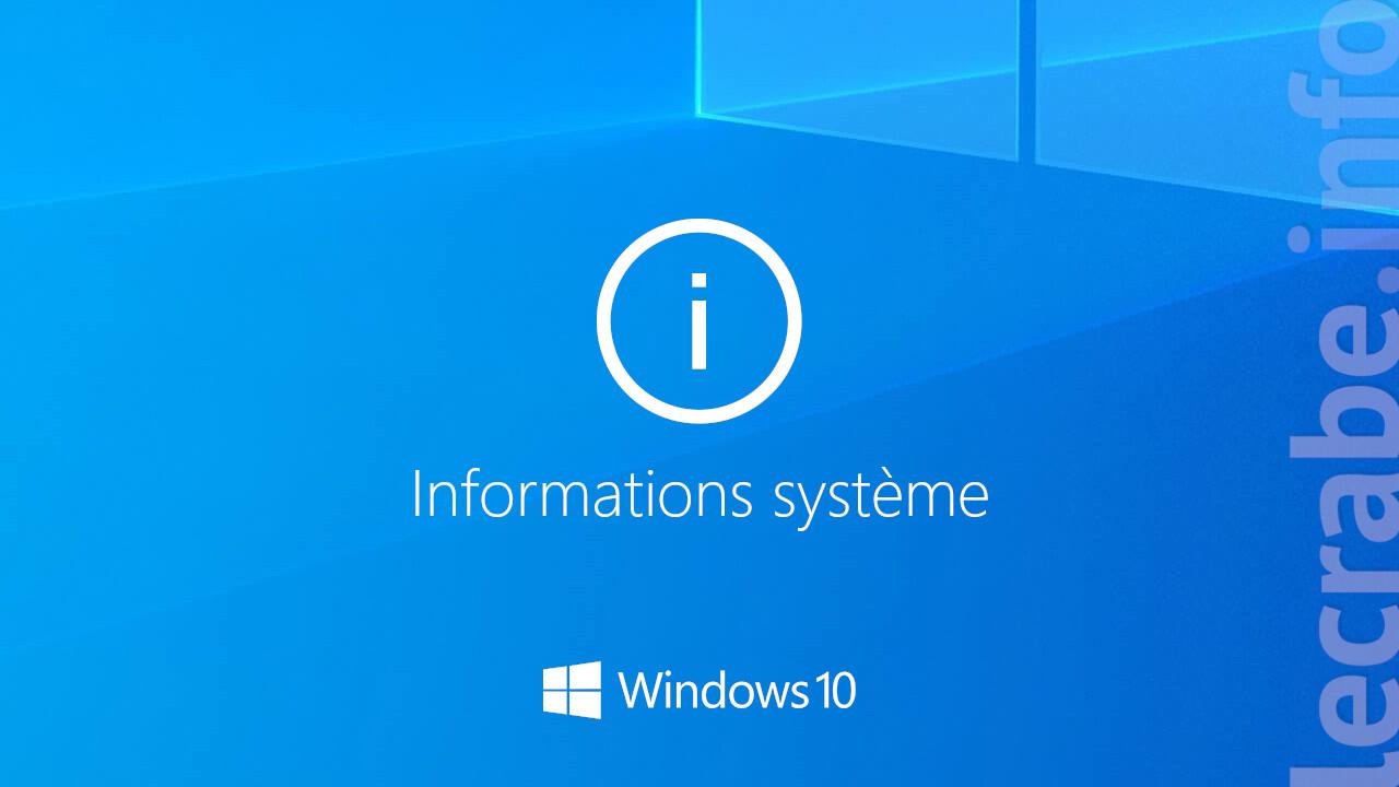 Télécharger Windows 10 Gratuit (ISO Famille/Pro 32 / 64