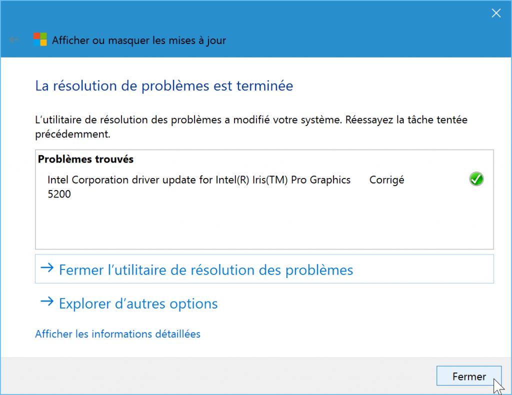 desactiver-empecher-cacher-une-mise-a-jour-windows-update-sur-windows-10-mises-a-jour-reaffichees
