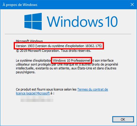 Il est en 32 bits, et mon pc 64 bits. Il refuse de s'installer. Bonjour, Je reviens sur mon problème 32/64bits. J'ai trouvé sur PC Astuces un utilitaire qui Pour rappel, ce mode permet de lancer toutes les applications Windows 16 et 32 bits et de disposer gratuitement d'une licence de Windows XP...