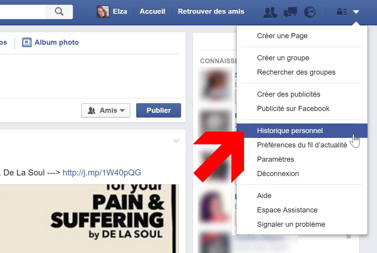 Photo facebook supprimer Supprimer plusieurs