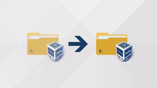 Déplacer une machine virtuelle VirtualBox vers un autre emplacement