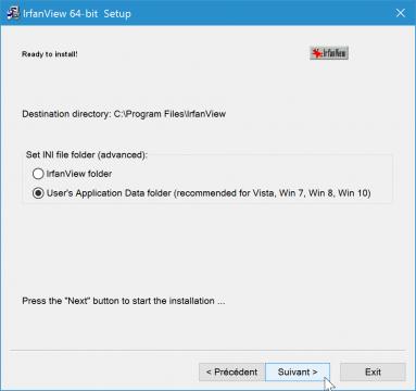 redimensionner-plusieurs-images-photos-meme-temps-irfanview-installation-irfanview-user-folder