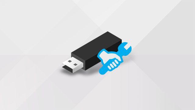 Créer un lecteur de récupération USB pour Windows 10