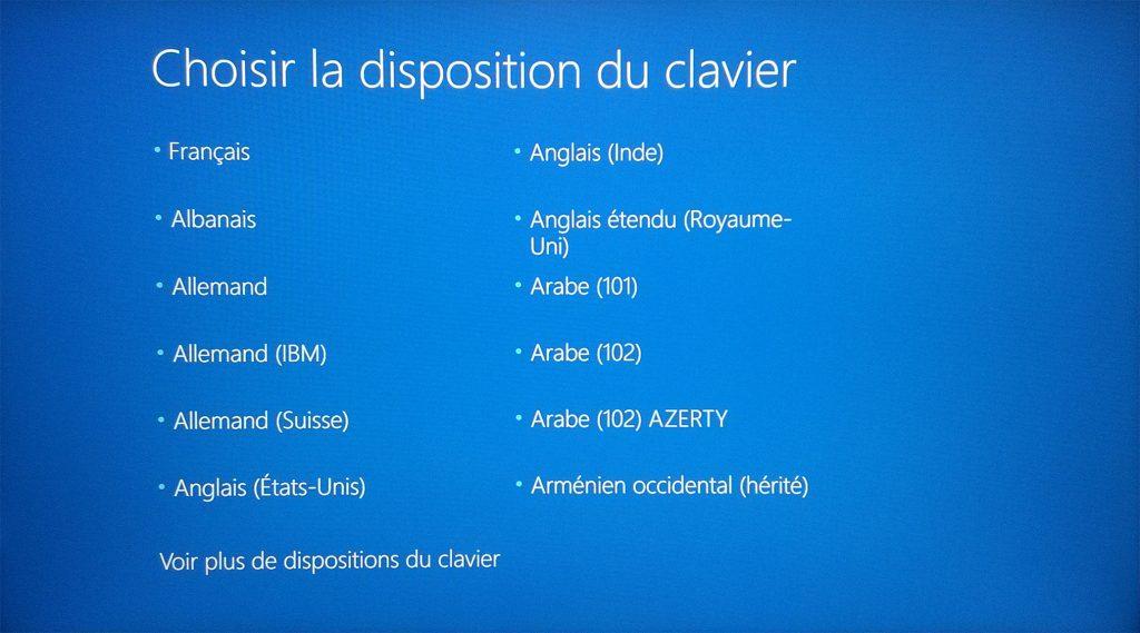 creer-lecteur-de-recuperation-usb-windows-10-disposition-clavier
