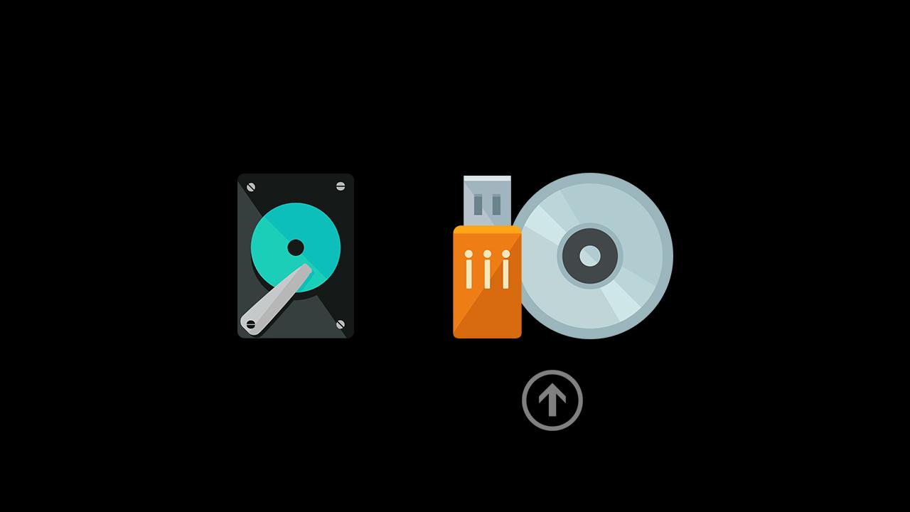 Démarrer sur une clé USB ou un CD/DVD sur n'importe quel PC