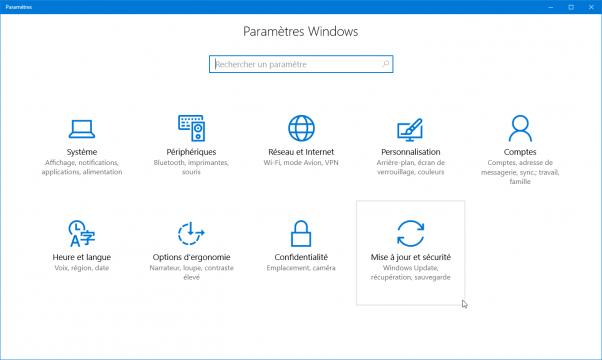 reinstaller-windows-10-sans-les-logiciels-pre-installes-par-le-fabricant-parametres-mise-a-jour-securite