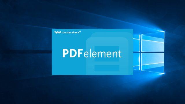 Test de Wondershare PDFelement, éditeur et convertisseur de PDF