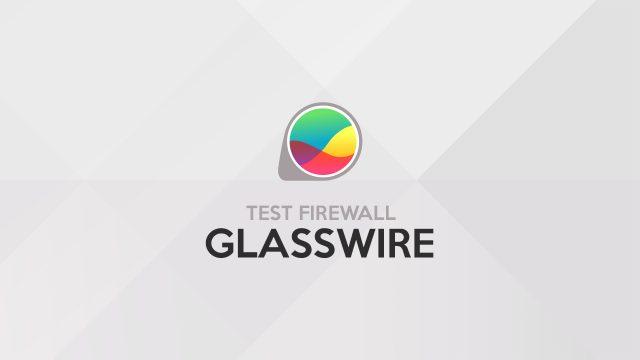 Test de GlassWire, pare-feu et outil de surveillance de trafic réseau