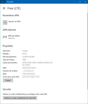 Firmware modem e3372s