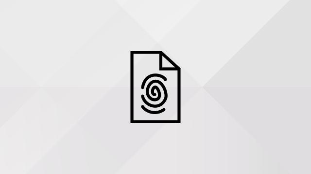 Vérifier l'intégrité d'un fichier (MD5, SHA1, SHA256…) sous Windows