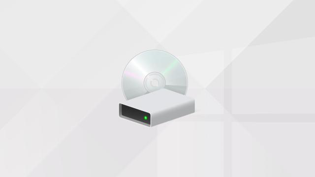 Monter une image ISO sur Windows
