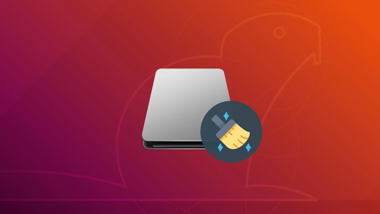 Effacer complètement un disque (SSD, clé USB…) sur Ubuntu Linux