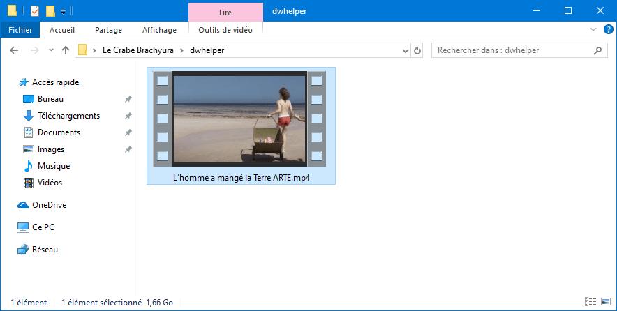 Télécharger une vidéo depuis un site de streaming (YouTube