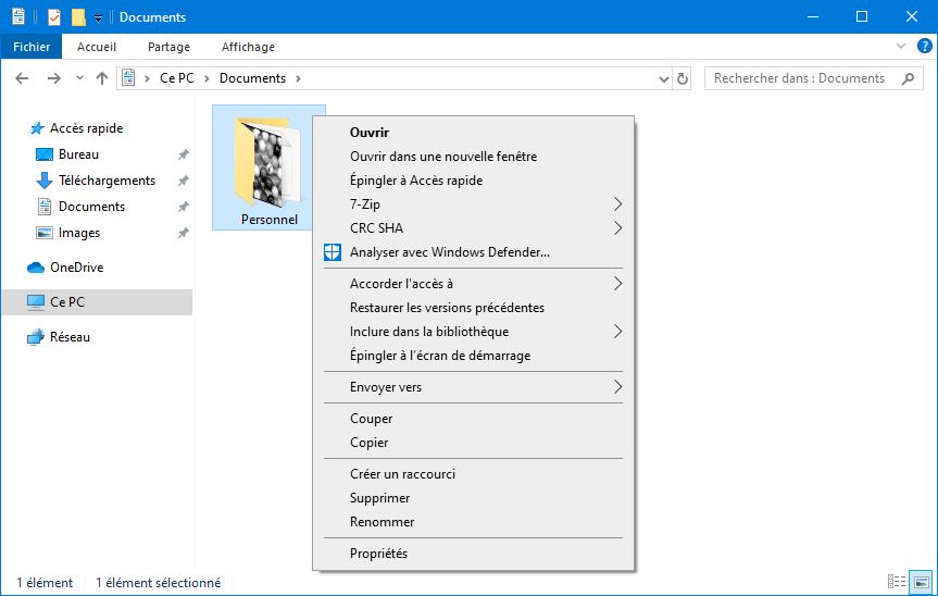 Le menu Ouvrir avec, accessible via le clic-droit sur un fichier texte par exemple, peut vite devenir le bazar surtout si vous installez de nombreux programmes sur votre PC. Apprenez à le nettoyer sans plus tarder !