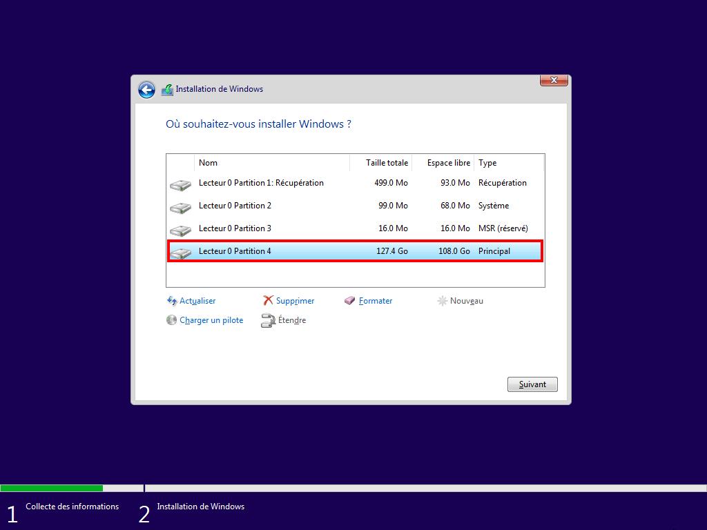 Installer Windows 10 : le guide complet – Le Crabe Info