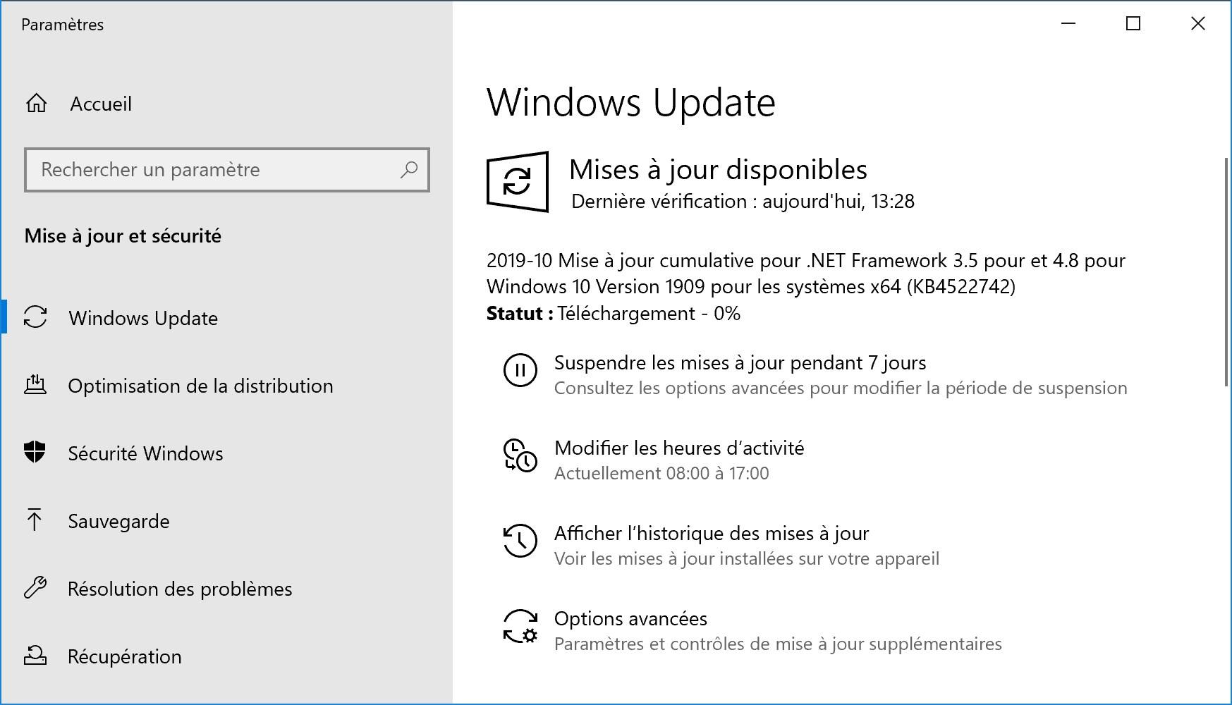 Windows Update  configurer les mises  jour sur Windows 10 8 et 7  Le  Crabe Info